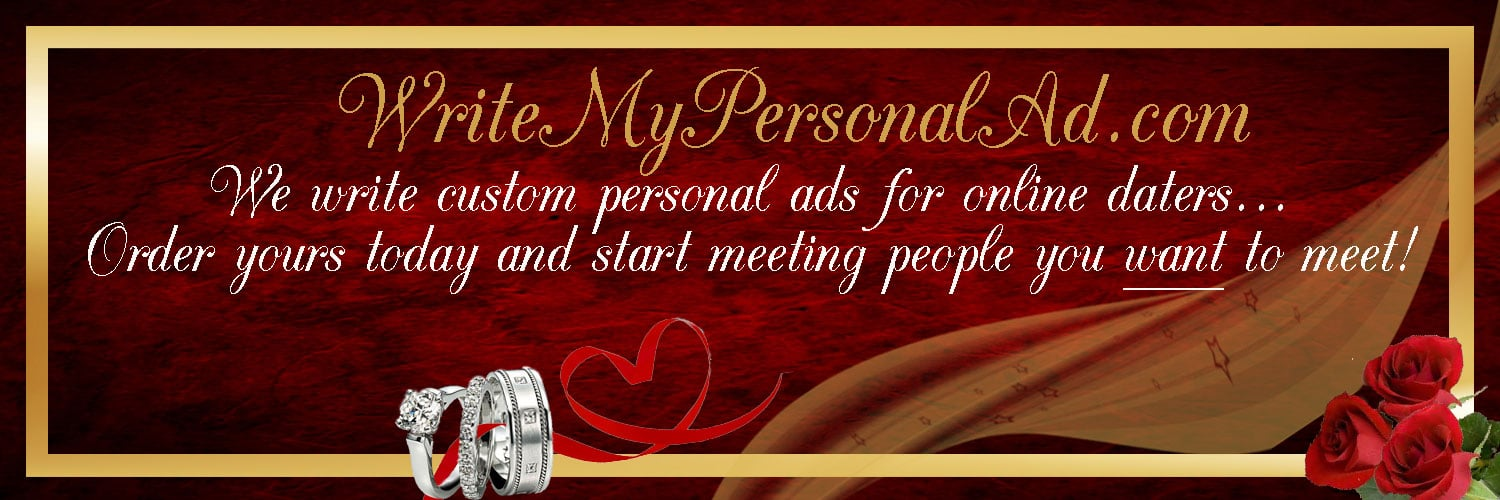 Write My Personal Ad